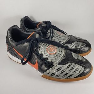Nike '08 Total 90 Indoor Soccer Shoes Men's Size 9